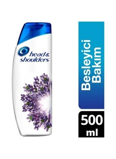 Head & Shoulders Head Shoulders Şampuan Besleyici Bakım 500 Ml Renksiz